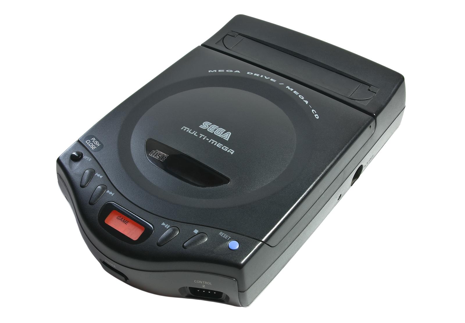 BIOS] Multi-Mega (Europe) (v2 21X) ROM - SEGA Genesis